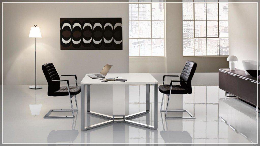 Arredo direzionale sistema di tavoli riunione for Arredo ufficio direzionale