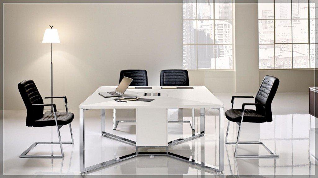 Mobili Per Ufficio Direzionali : Arredo direzionale u2013 sistema di tavoli riunione conferenza u2013 las i