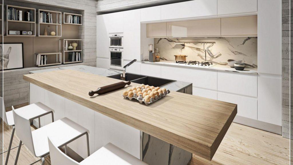 Cucine Colombini Artec. Cucina Componibile Talea. Cucina Lady ...